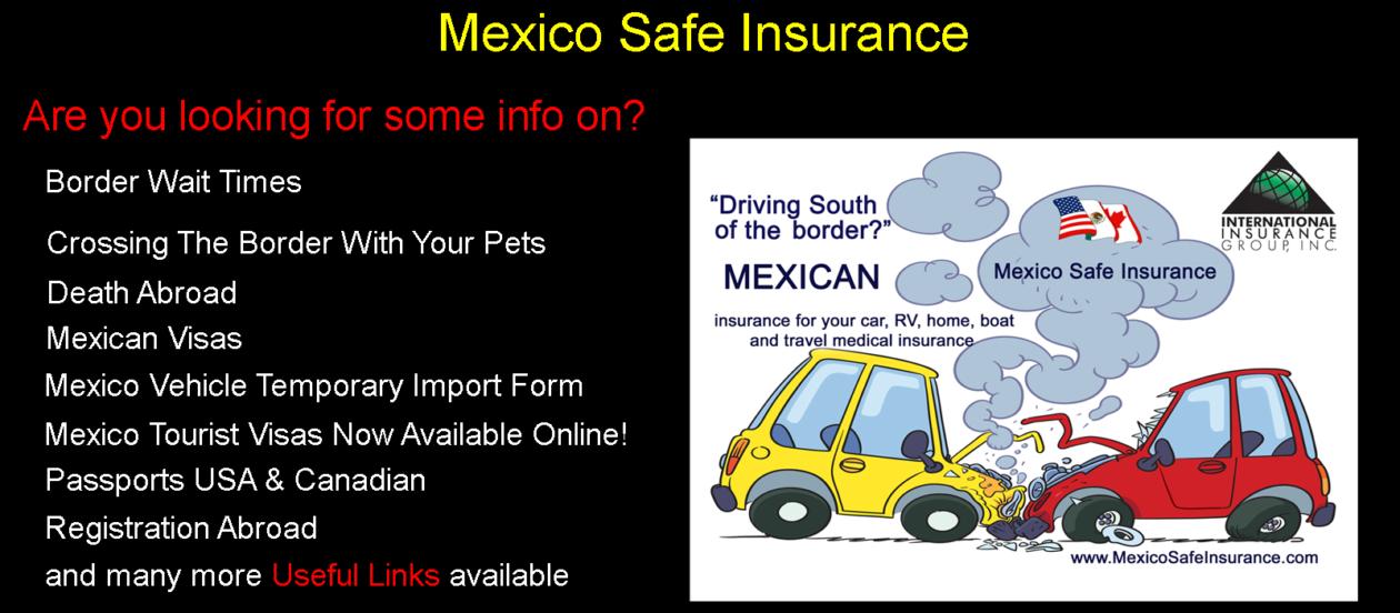 Mexico Safe Insurance